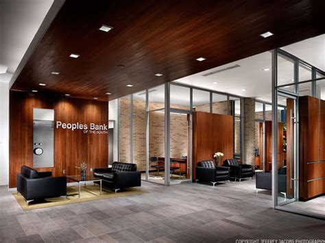 Peoples Bank of the South | Sanders Pace Architecture ...