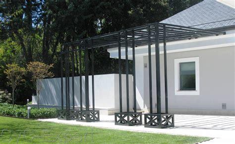 Pérgolas de aluminio en Madrid. para terrazas, porches y ...