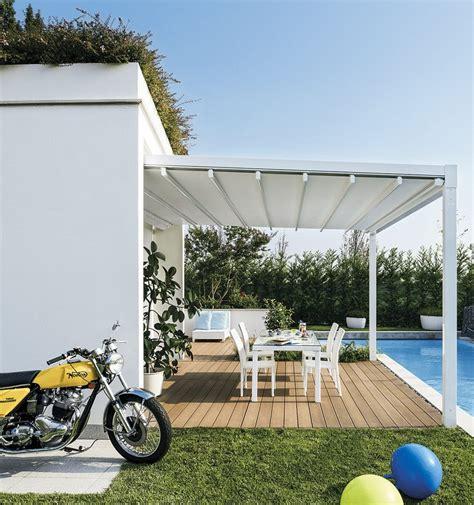 Pérgolas diseño moderno para jardines y terrazas