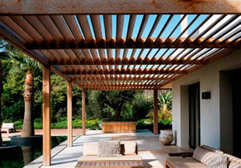 Pérgolas para Terraza o Jardín   Materia Viva S.A. de C.V.