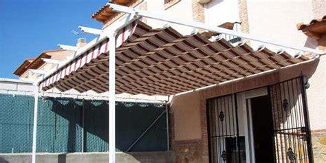 Pérgolas para terrazas Madrid   Toldos Pino   91 472 70 60