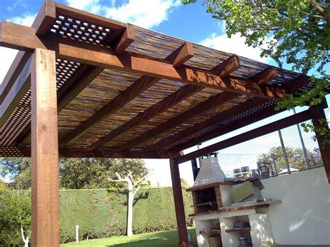 Pergolas   Pergojardin   decoracion exterior de madera ...