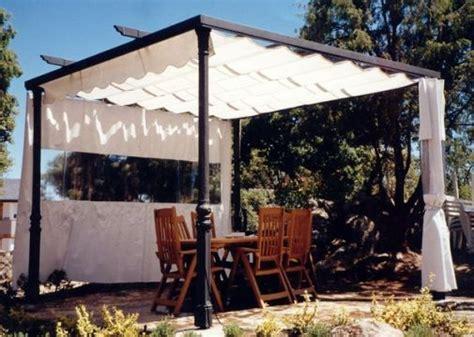 Pérgolas y estructuras para jardines o terrazas   TOLCIP