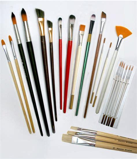 pinceles para pintar al oleo, materiales para pintar al ...