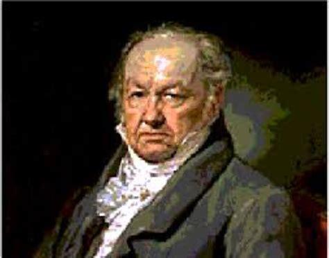 Pintores Francisco de Goya y Vincent van Gogh son ...