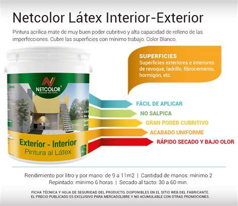 Pintura Latex Interior Alba 20 Litros Precio ...