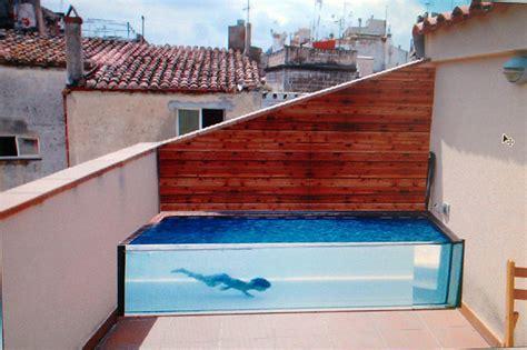 Piscina pequeña en terraza | Foros Sólo Arquitectura