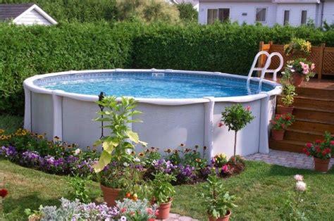 Piscinas desmontables, la mejor opción para jardines ...
