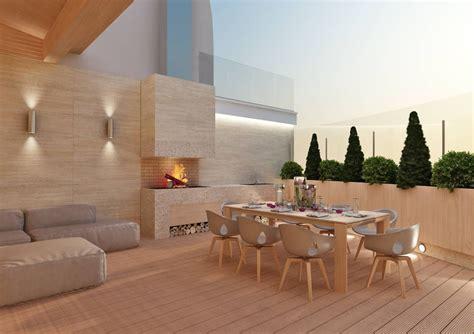 Pisos de madera para terrazas modernas  6 cosas que debes ...