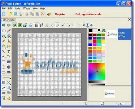 Pixel Editor   Descargar