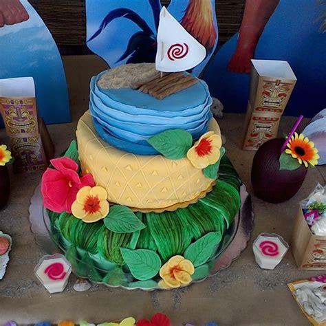 PKELANDIA: Fiesta temática de Moana: Cumpleaños de Erika