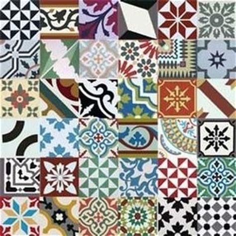 Placi decorative din ciment sau pardoseli unice cu modele ...