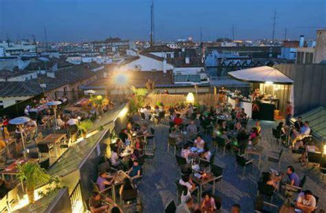 Planes en Madrid: Terrazas en la capital | mundo turistico