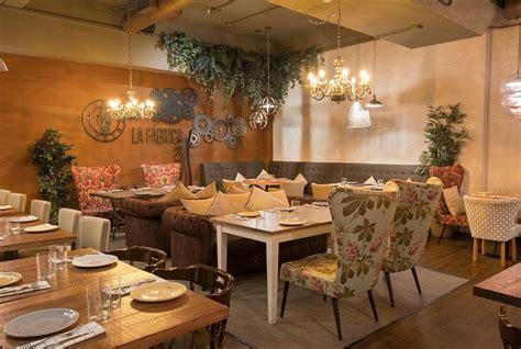 Planes gastronómicos: Restaurantes chic y terrazas con ...