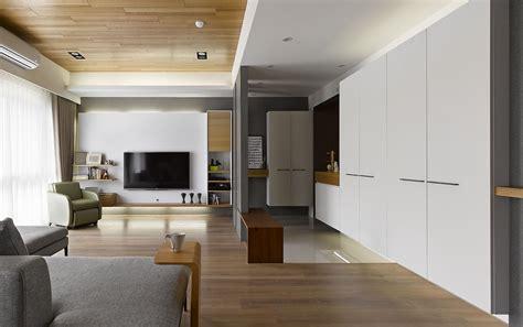 Plano y diseño de interiores departamento | Construye Hogar