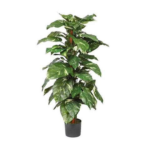 Planta artificial pothos con tutor 122 Oasis Decor