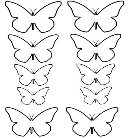 Plantillas Mariposas Para Imprimir Imagui Paredes ...