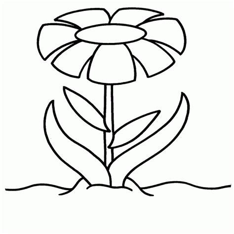 Plantillas Para Pintar Flores Dibujos Para Colorear ...