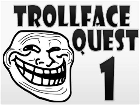 Play Trollface Quest 1 Game | TrollFace Quests
