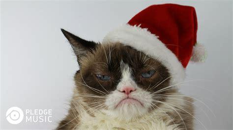 PledgeMusic Intro: Grumpy Cat,  Worst Christmas Ever ...