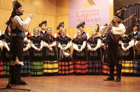 Pode facer un coro galego máis pola cultura que un grupo ...