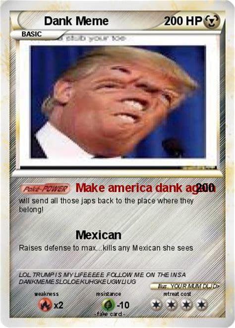 Pokémon Dank Meme 7 7   Make america dank again   My ...