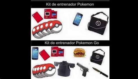 Pokemon GO, los memes más divertidos que circulan por ...