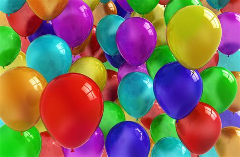 PolygonBlog » 3D Birthday Balloons in 3ds Max