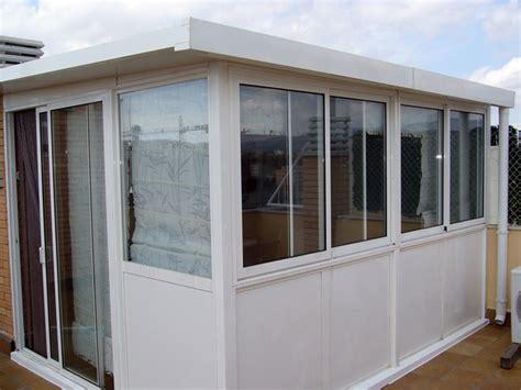 Poner cerramiento de aluminio o pvc en terraza de 200 m2 ...