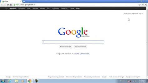 Poner Google como página principal en Chrome y Firefox   RWWES