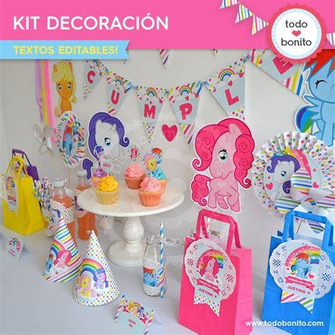 Pony: decoración de fiesta   Todo Bonito