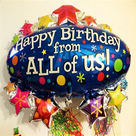 Popular Personalized Birthday Balloons Buy Cheap ...