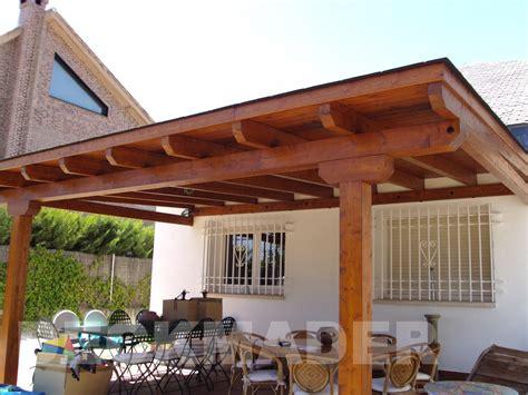 porches de madera Deckmader