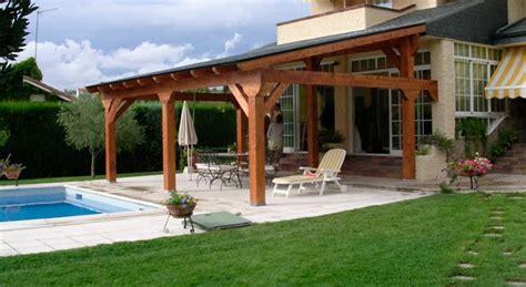 Porches de madera: lo que debes saber antes instalar uno ...
