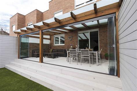 Porches y pérgolas de madera y metalicas | Proyectos Echarri