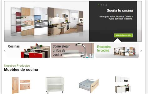 Precios de cocinas en LEROY MERLIN