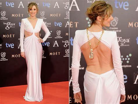 Premios Goya 2014   Los vestidos de los premios Goya   Uno ...