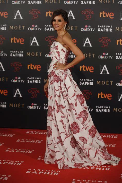 Premios Goya 2016 | Las más guapas de la alfombra roja de ...