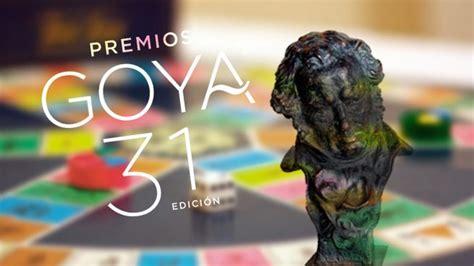 Premios Goya 2017: ¿Cuánto sabes de los nominados?