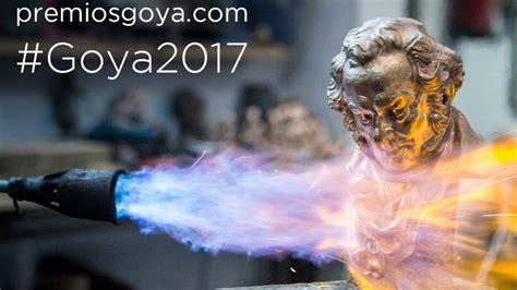 Premios Goya 2017: Lista completa de nominados