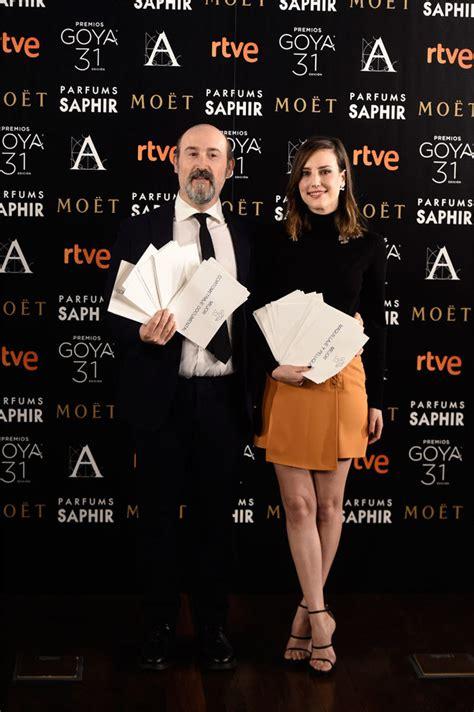 Premios Goya 2017: todos los nominados | Telva.com