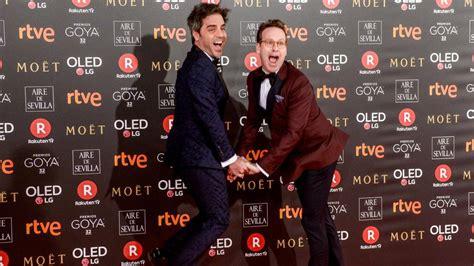 Premios Goya 2018: El humor de Joaquín Reyes y Ernesto ...