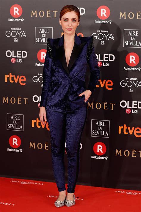 Premios Goya 2018: Juana Acosta con vestido de Pedro del ...