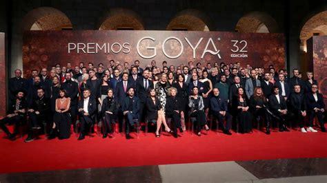 Premios Goya 2018: Llegan los Goya: cuándo y dónde se ...