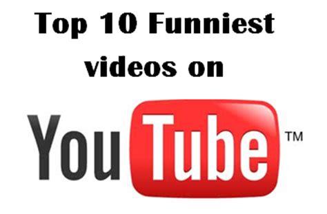 Pretty.Random.Things.: Top 10 Tuesday: Funniest YouTube videos
