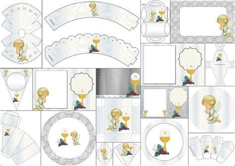 Primera Comunión: Etiquetas para Imprimir Gratis. | Ideas ...