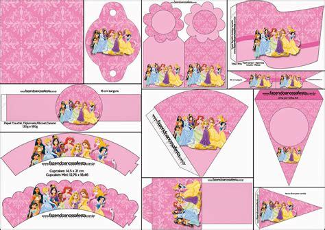 Princesas Disney: Imprimibles Gratis para Fiestas.   Ideas ...