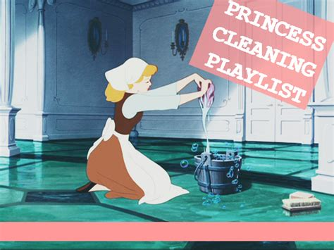 Princess Cleaning Playlist   Heroine Training