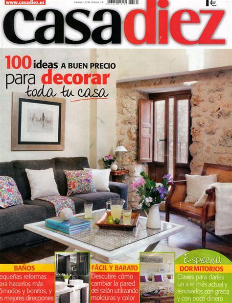 Proyecto Desing Plus en portada de revista casadiez ...
