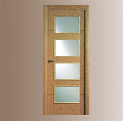 Puerta Interior Moderna MOD.8514 V4 cristal | Puertas ...